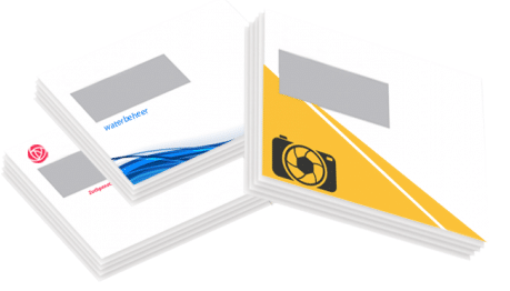 Zogedrukt - Enveloppen drukken