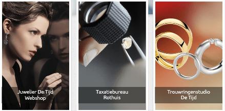 Trouwringen online | Juwelier De Tijd | Juwelier De Tijd