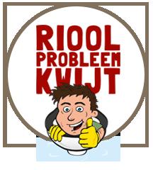 Riool ontstoppen, een nare klus